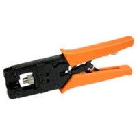 C2G 3-in-1 Compression Tool Orange