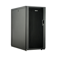 Panduit E6412B2 Freestanding Black rack
