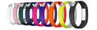 Sony SmartBand SWR110 (Large) 3Pk (Purple, Yellow, Pink) Pink,Purple,Yellow strap