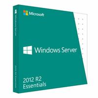 HP Microsoft Windows Server 2012 R2 Essentials ROK E/F/I/G/S SW