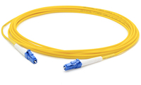 Add-On Computer Peripherals (ACP) ADD-LC-LC-8MS9SMF 8m LC LC Yellow fiber optic cable