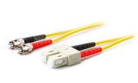 Add-On Computer Peripherals (ACP) 2m ST-SC 9m ST SC Yellow fiber optic cable