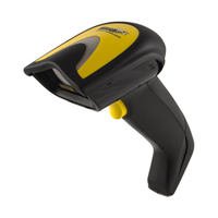Wasp WDI4600 Handheld Black,Yellow