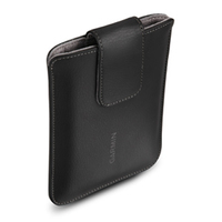 "Garmin 010-12101-00 6"" Pull Leather Black navigator case"