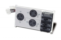 APC SYAPD1 Black Power Distribution Unit (PDU)