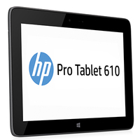 HP Pro Tablet 610 G1 Base Model PC tablet