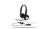Logitech ClearChat Comfort USB Binaural Black headset