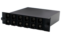 Add-On Computer Peripherals (ACP) ADD-3BAYC1MP12SCSS1 Black network equipment chassis