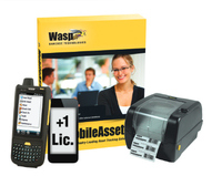 Wasp MobileAsset Enterprise + DT60 & WPL305 bar coding software