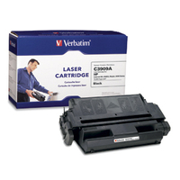 Verbatim HP C3909A Replacement Laser Cartridge 15000pages Black