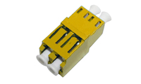 Add-On Computer Peripherals (ACP) ADD-ADPT-LCFLCF-MD 2xLC 2xLC White,Yellow cable interface/gender adapter