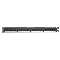 Panduit DP246X88TGY 1U Patch Panel