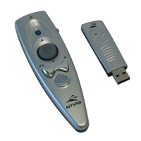 Tripp Lite PR-US2 Silver wireless presenter