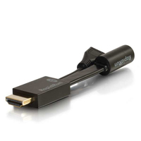 C2G 60131 HDMI, USB Micro-B RapidRun Black cable interface/gender adapter
