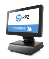 HP RP2 Retail System Model 2000 Base Model Point Of Sale terminal