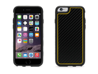 "Griffin Identity Graphite 4.7"" Cover Black,Yellow"