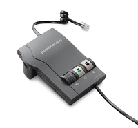 Plantronics Vista M22 Black headphone amplifier