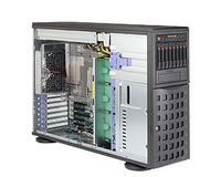 Supermicro SuperServer 7048R-C1RT LGA 2011-v3 4U Black