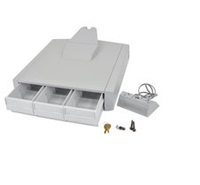 Ergotron 97-901 Grey,White Drawer multimedia cart accessory