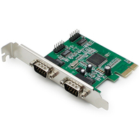 Add-On Computer Peripherals (ACP) ADD-PCIE-2X2RS232 Internal Serial interface cards/adapter