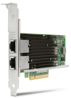 Hewlett Packard Enterprise Intel X540-T2 10GbE Dual Port Adapter Internal Ethernet 20480Mbit/s networking card