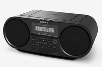 Sony ZS-RS60BT 4W Black CD radio