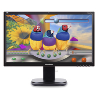 "Viewsonic VG Series VG2437Smc 24"" Full HD LCD/TFT Black computer monitor"