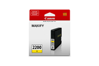 Canon PGI-2200 700pages Pigment yellow ink cartridge