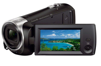 Sony HDR-CX440/B Handheld camcorder 9.2MP CMOS Full HD Black hand-held camcorder
