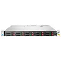 Hewlett Packard Enterprise StoreVirtual 4335 7500GB Rack (1U) Black disk array
