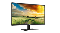 "Acer G7 G257HU smidpx 25"" Wide Quad HD IPS Black computer monitor"