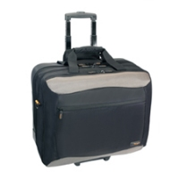 "Targus TCG717 17.3"" Trolley case Black,Silver notebook case"