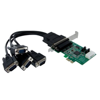 StarTech.com PEX4S952 Internal Serial interface cards/adapter
