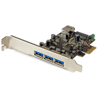 StarTech.com PEXUSB3S42 Internal USB 3.0 interface cards/adapter