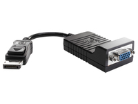 Add-On Computer Peripherals (ACP) AS615AA-AO DisplayPort VGA Black cable interface/gender adapter