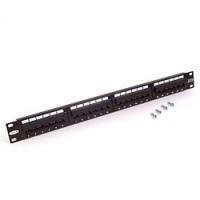Belkin Angled Patch Panel 568AB 24p Cat5 network equipment chassis