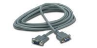 APC DB9 5m 5m DB9 DB9 Grey serial cable