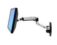 "Ergotron LX Wall Mount LCD Arm 32"" Black"