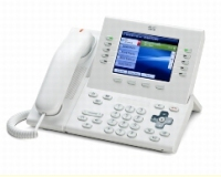 Cisco 8961 5lines White IP phone
