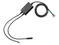 Sennheiser CEHS-PO 01 Polycom 2 x RJ-11 Black cable interface/gender adapter