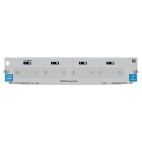 Hewlett Packard Enterprise 4-port 10GbE X2 10 Gigabit network switch module