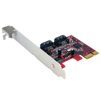 StarTech.com PEXSAT32 Internal SATA interface cards/adapter