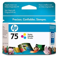 HP 75 Inkjet Print Cartridges