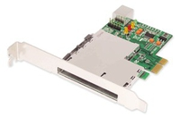 Siig PCI-E/ExpressCard Adapter interface cards/adapter