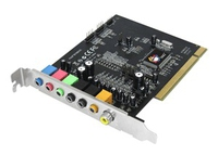Siig SoundWave 7.1 PCI Internal 7.1channels PCI