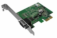 Siig 1-Port Serial PCIe Card interface cards/adapter