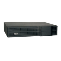 Tripp Lite SmartOnline, 5kVA Double-conversion (Online) 5000VA 13AC outlet(s) Rackmount/Tower Black uninterruptible power supply