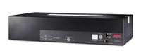 APC AP7753 2U Black power distribution unit (PDU)