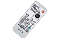Epson 1452589 IR Wireless push buttons White remote control