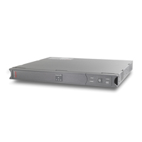 APC SC 450 Line-Interactive 450VA 4AC outlet(s) Rackmount Black uninterruptible power supply (UPS)